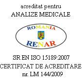 Certificat de acreditare Poparlan RENAR